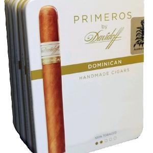 Davidoff Cigarillos Primeros Dominican Natural Tins