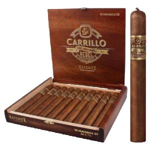 E.P. Carrillo Original Rebel Maverick 56 Double Corona