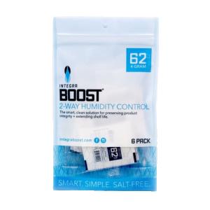 Integra Boost 62-Percent 4 Gram RH 2-Way Humidity Control