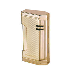 Prometheus Magma X 3 Gold Wave Torch Flame Triple Jet Cigar Lighters